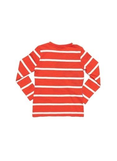 U.S.Polo Assn. Sweatshirt Kırmızı